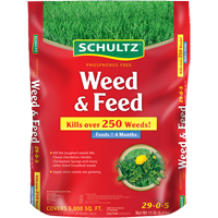 Schultz Phosphorus-Free Crabgrass Preventer Plus Fertilizer