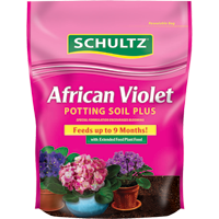 Schultz African Violet Potting Soil Plus