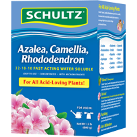 Schultz Azalea, Camellia, Rhododendron Fast Acting Water Soluble