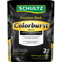 Schultz Premium Black Colorburst Mulch